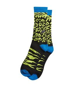 Fox Cheeter Socks Black