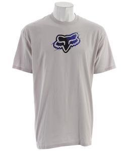 Fox Chroma T-Shirt Silver