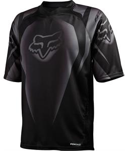 Fox Covert Bike Jersey Black