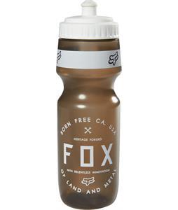 Fox Covert Unisex Wattle Bottle Black