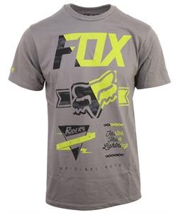 Fox Crinkle T-Shirt