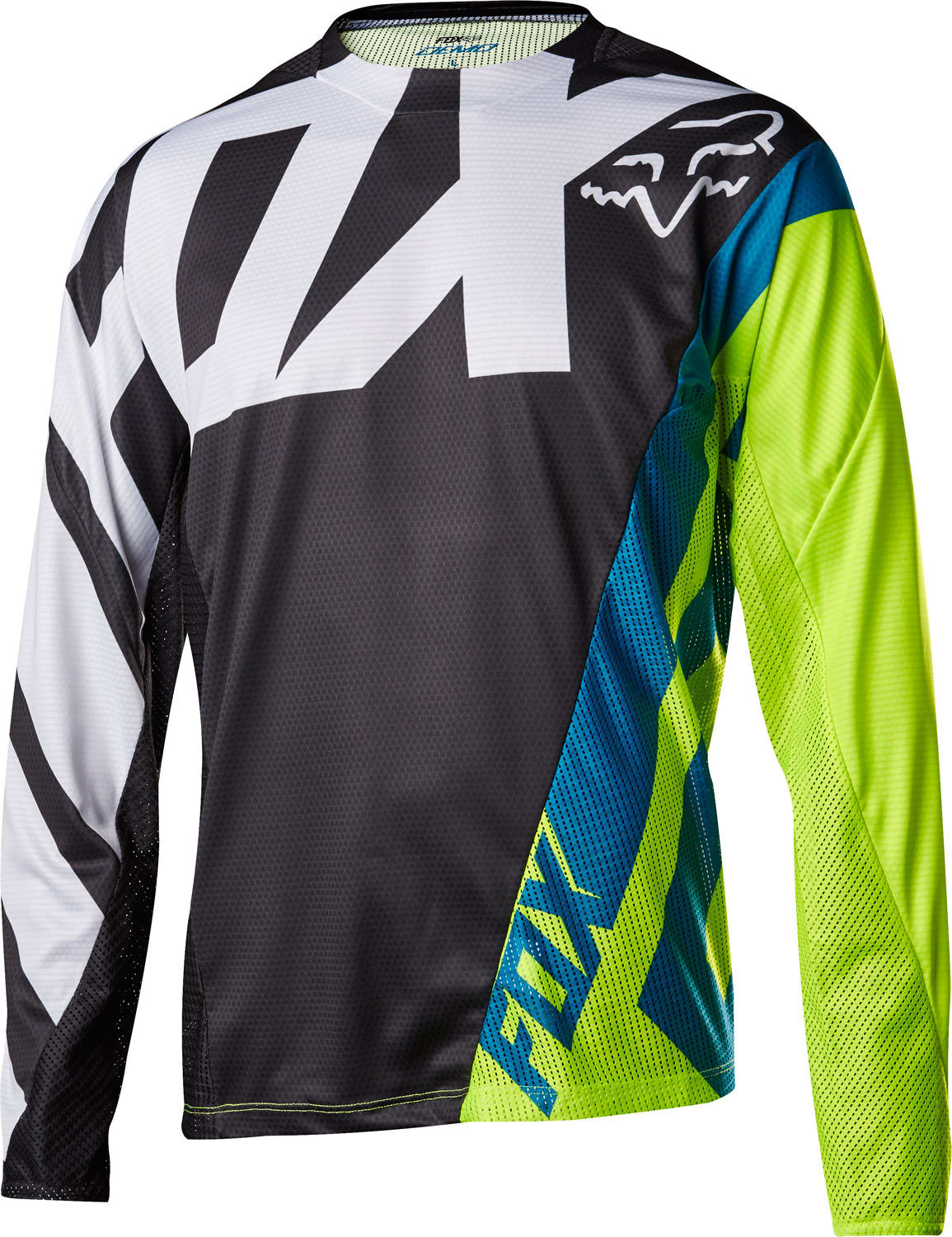 Fox Demo L/S Bike Jersey fx3deml04by17zz-fox-bike-jerseys