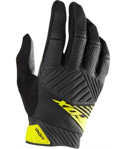 Fox Digit Bike Gloves Charcoal