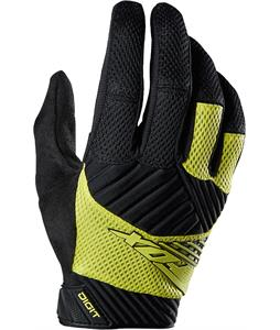 Fox Digit Bike Gloves Acid Green