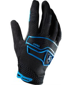 Fox Digit Bike Gloves Blue