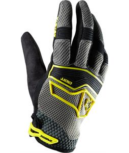 Fox Digit Bike Gloves Yellow