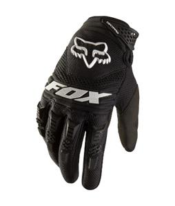 Fox Dirtpaw Bike Gloves Black