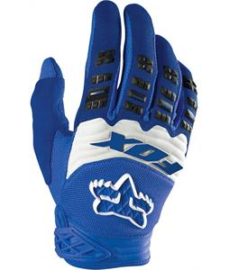 Fox Dirtpaw Race Bike Gloves Blue