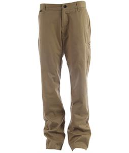 Fox Essex Pants Dark Khaki