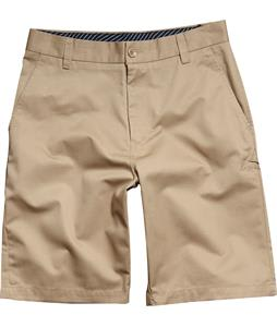 Fox Essex Shorts Dark Khaki