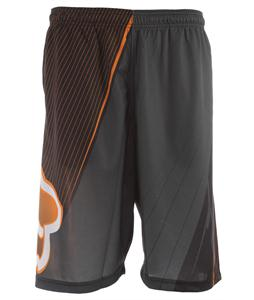 Fox Flight Shorts Charcoal