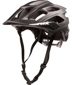 Fox Flux Bike Helmet Matte Black