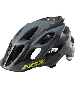 Fox Flux Bike Helmet Matte Black