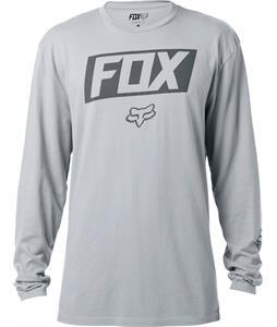 Fox Foiled L/S T-Shirt
