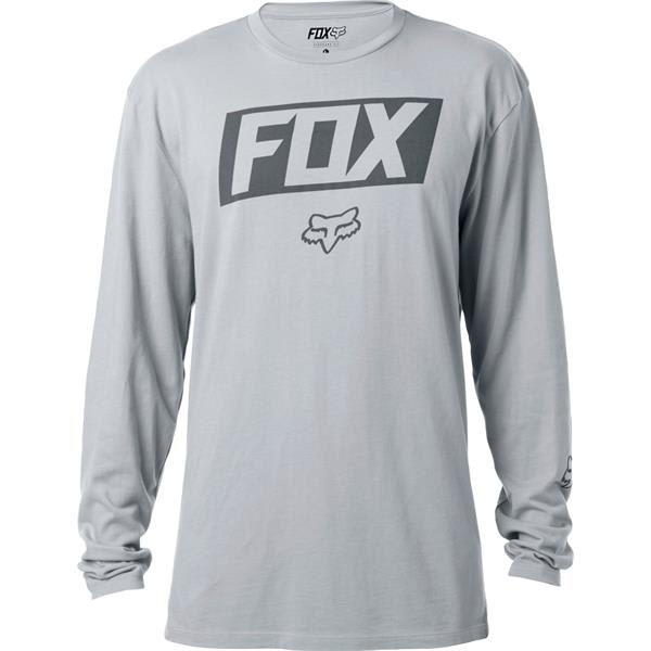 Fox Foiled L/S T-Shirt