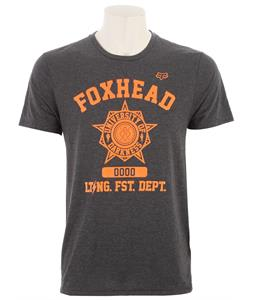 Fox Git Physical T-Shirt Heather Black