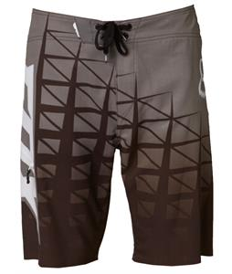 Fox Given Boardshorts Charcoal