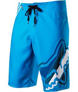 Fox Hashed Boardshorts Ice Blue