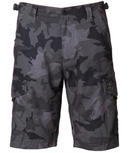 Fox Hydroslambozo Shorts Grey Camo