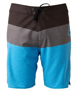 Fox Imminent Boardshorts Cyan