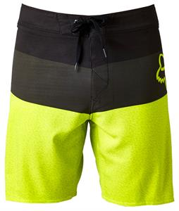 Fox Imminent Boardshorts Day Glo Yellow