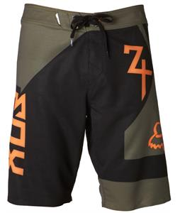Fox Intake Boardshorts Military