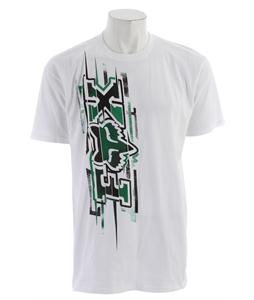 Fox Intended T-Shirt White