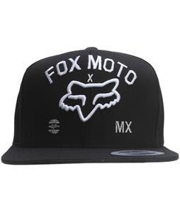 Fox Knowhere Cap Black