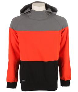 Fox Krusher Hoodie Blood Orange