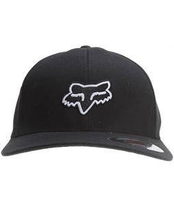 Fox Legacy Cap Black