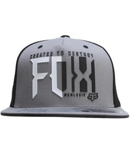Fox Loud 110 Cap Black
