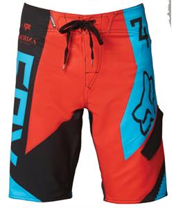 Fox Machina Boardshorts Flame Red
