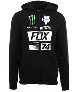 Fox Monster Union Zip Hoodie