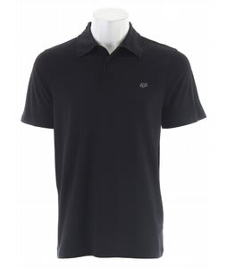 Fox Mr Clean Polo Shirt Black
