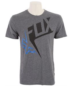Fox Outcome T-Shirt Heather Graphite