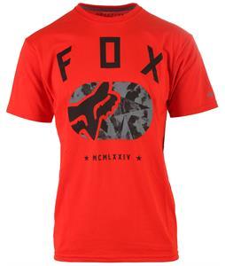 Fox Over Thrown T-Shirt