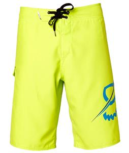 Fox Overhead Boardshorts Day Glo Green