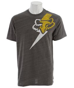 Fox Pitmann T-Shirt Charcoal