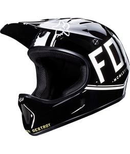 Fox Rampage Bike Helmet Black Camo