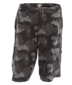 Fox Ranger Bike Shorts Black/Camo