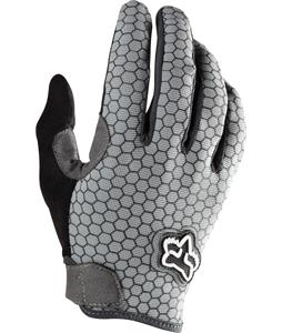 Fox Ranger Bike Gloves Grey