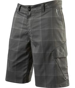 Fox Ranger Cargo 12in Bike Shorts Charcoal Plaid