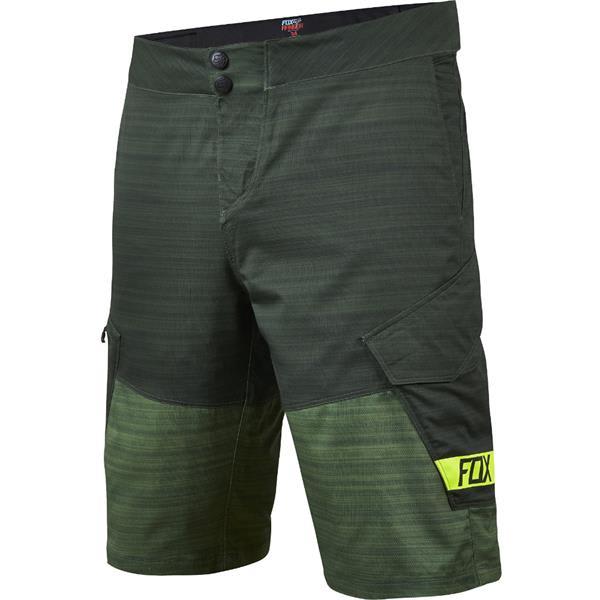 Fox Ranger Cargo Print Bike Shorts