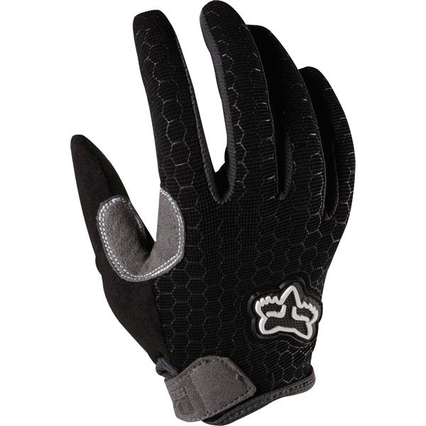 Fox Ranger Bike Gloves Black