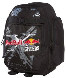 Fox Red Bull X-Fighters Backpack Black