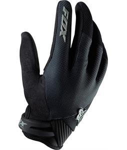 Fox Reflex Gel Bike Gloves Black