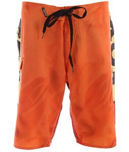 Fox Richter Boardshorts Day Glo Orange