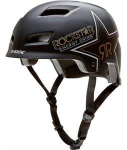 Fox Rockstar Transition HS Bike Helmet Matte Black