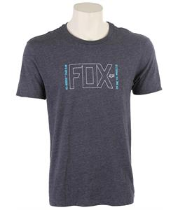 Fox Sedated T-Shirt Heather Navy