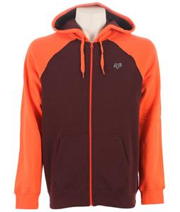Fox Sekwel Hoodie Heather Burgundy